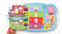 Video about Peppa Pig Learn & Discover Book