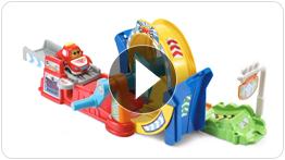 Go! Go! Smart Wheels® Revved Up Stunt Spiral™ video thumbnail