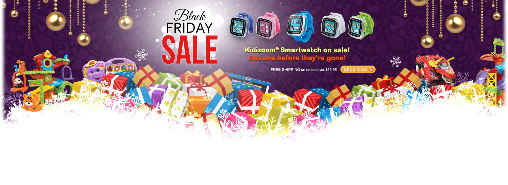 Black Friday Sale - Kidizoom Smartwatch on sale