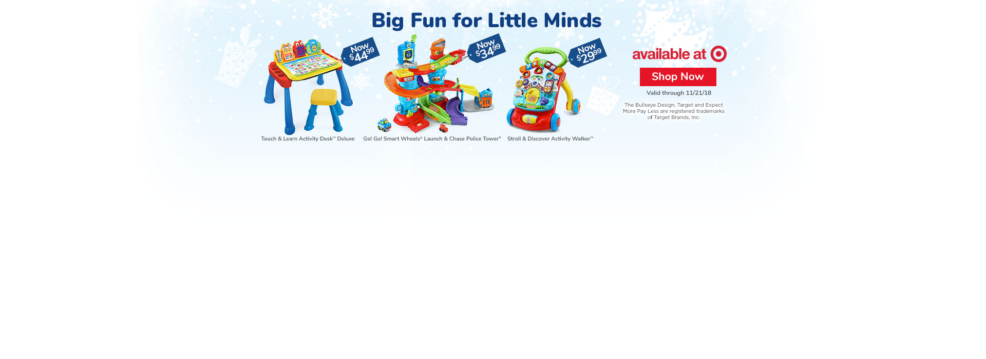 Shop Top Holiday Toys at Target