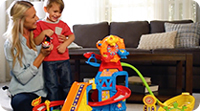 Go! Go! Smart Wheels® Race & Play Adventure Park™ Features