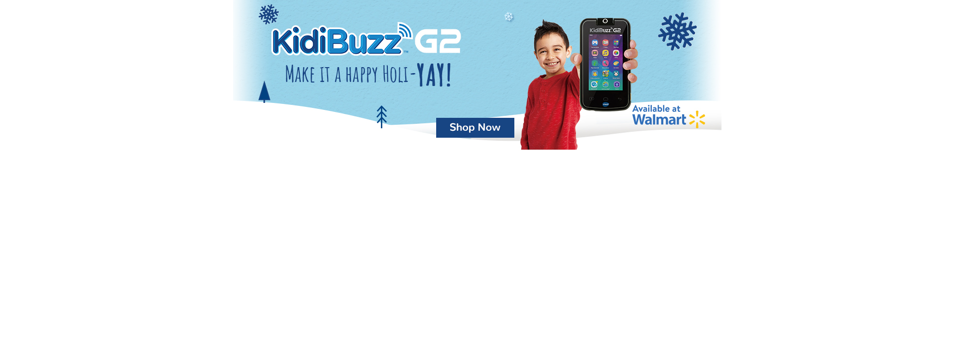 KidiBuzz G2 - Buy Now at Walmart