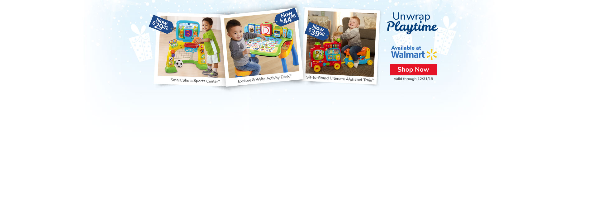 Shop Top Holiday Toys at Walmart