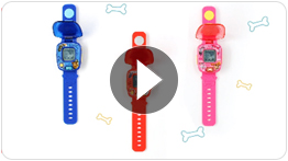PAW Patrol Learning Watches video thumbnail