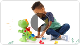 Mix & Match-a-Saurus™ | Demo Video video thumbnail