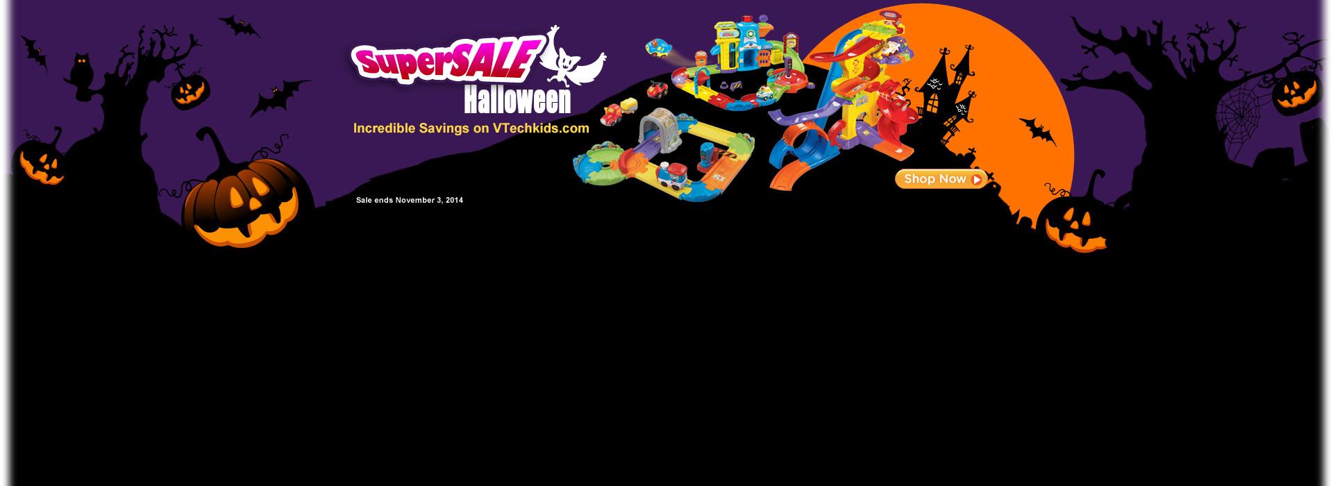 Super Sale Halloween