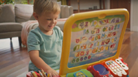 Video about Touch & Learn Activity Desk Deluxe