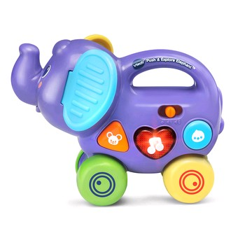 Push & Explore Elephant™