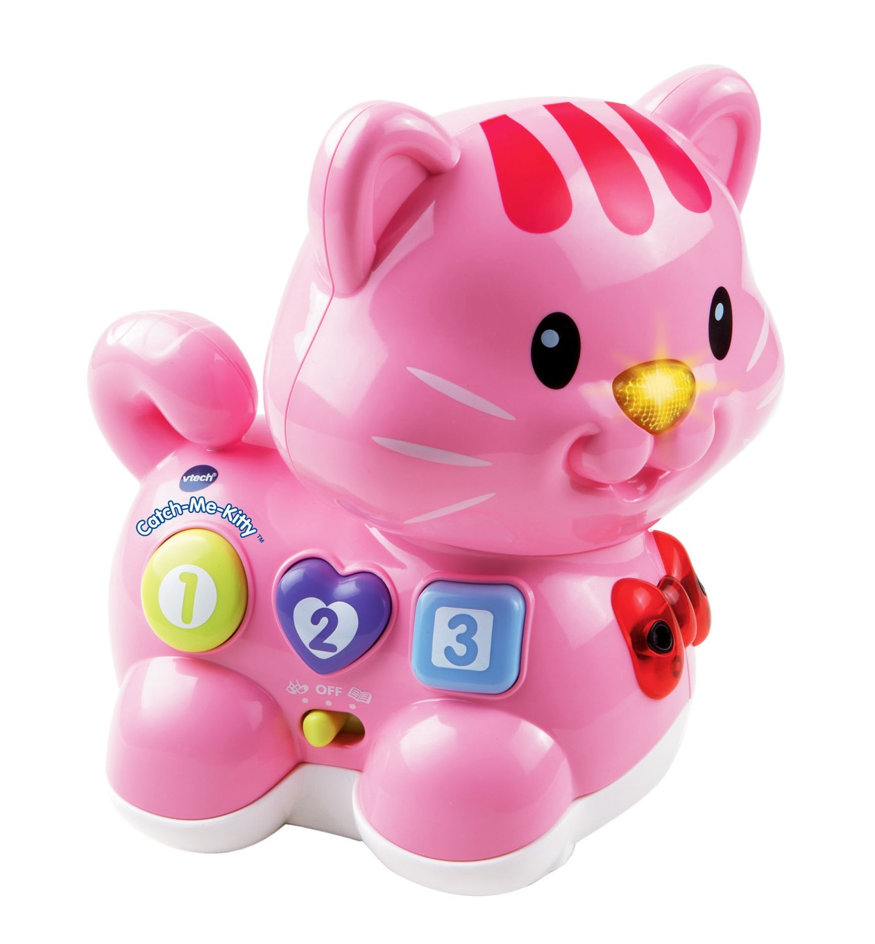 Drum Toy For 1 Year Olds : Catch me kitty interactive infant toddler toy