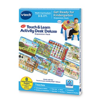 Touch & Learn Activity Desk™ Deluxe - Get Ready for Kindergarten