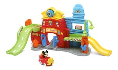 Go! Go! Smart Wheels® - Disney Mickey Mouse Silly Slides Fire Station - image