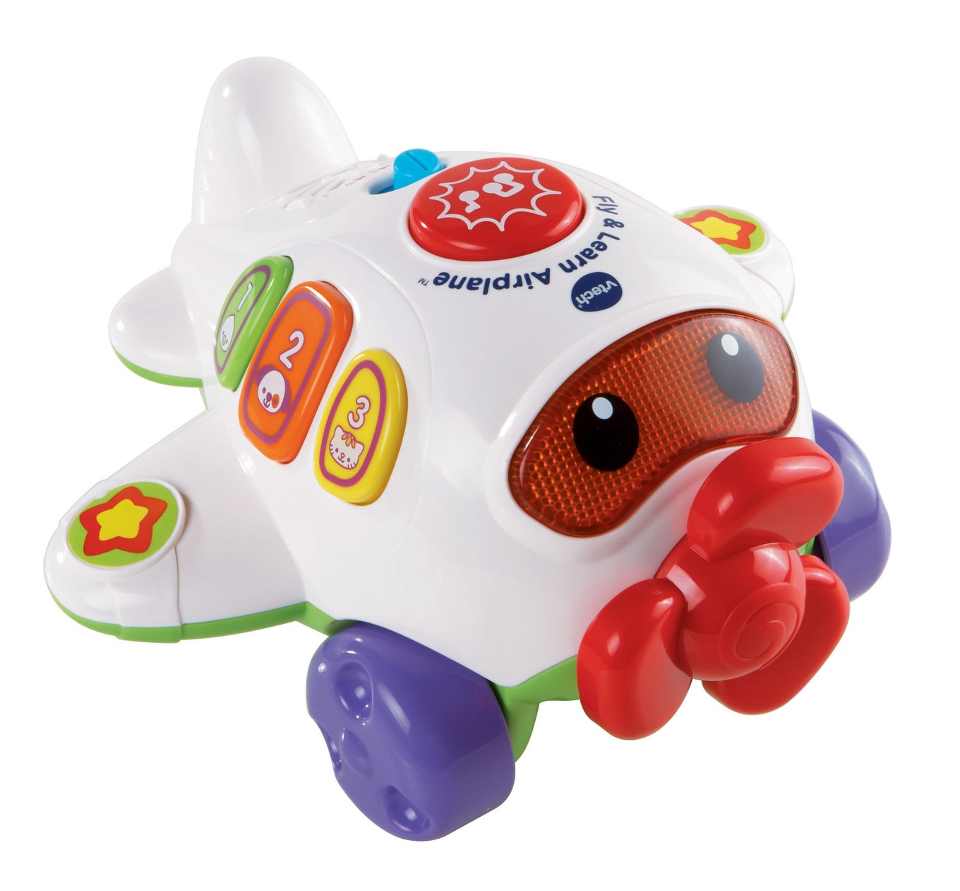 Fly Amp Learn Airplane Vtech 174