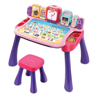 Explore and Write Activity Desk™ Pink