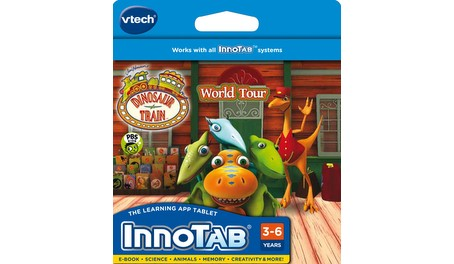 InnoTab Software - Dinosaur Train