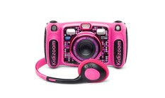 Kidizoom® DUO Deluxe Digital Camera with MP3 Player and Headphones - Pink