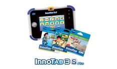 InnoTab 3S Plus with 3 Cartridges Bundle
