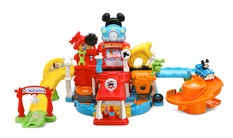 Go! Go! Smart Wheels® - Disney Mickey Mouse Gas & Go Repair Shop - image