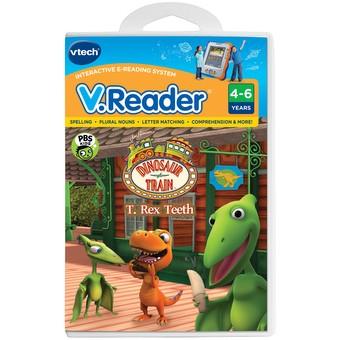 V.Reader Cartridge - Dinosaur Train