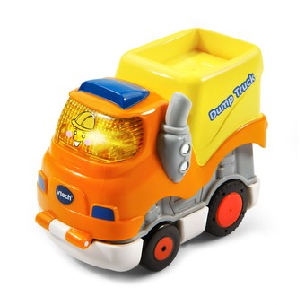 Go! Go! Smart Wheels® Press & Race™ Dump Truck