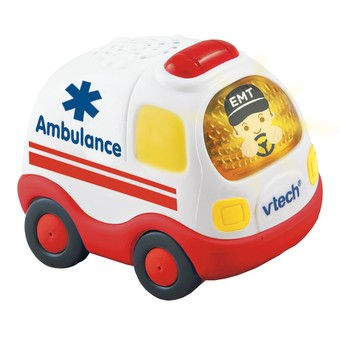 Go! Go! Smart Wheels Ambulance