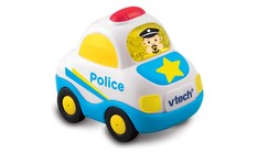 Go! Go! Smart Wheels Police Car - image