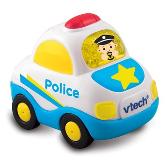 Go! Go! Smart Wheels Police Car