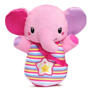 Glowing Lullabies Elephant™- Pink