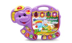 Touch & Teach Elephant™- Purple