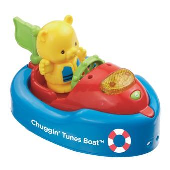 Chuggin' Tunes Boat