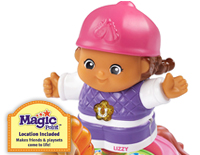 Lizzy MagicPoint™ character