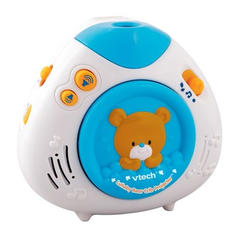 Lullaby Bear Crib Projector