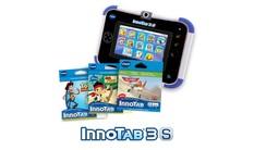 InnoTab 3S with 3 Cartridges Bundle