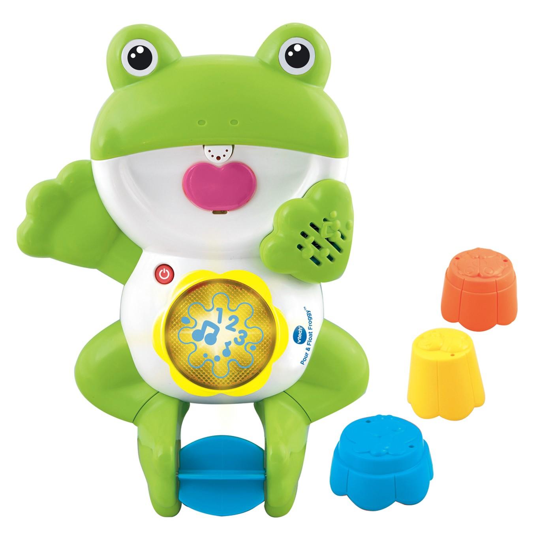 Pour & Float Froggy | Bath Toy | Vtechkids.com