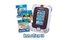 InnoTab 3 with 3 Cartridges Bundle