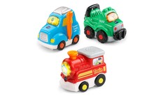 Go! Go! Smart Wheels® Utility Vehicles 3-Pack - image
