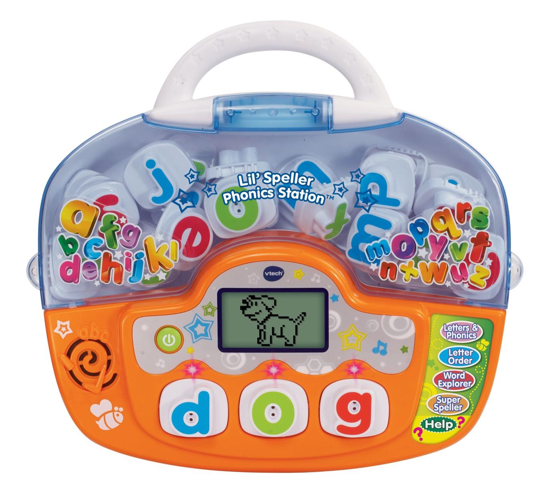 Speller Phonics Station Learning Toy For Toddlersvtech