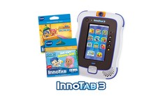 InnoTab 3 with 2 Cartridges Bundle