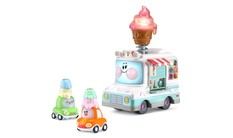 Go! Go! Cory Carson® Two Scoops Eileen Ice Cream Truck™ - image