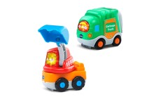 Go! Go! Smart Wheels® Garbage Truck & Excavator - image