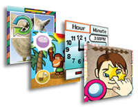 4 learning games