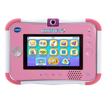 InnoTab 3S Plus (Pink) - The Learning Tablet