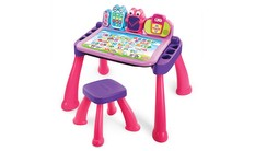 Touch & Learn Activity Desk™ Deluxe (Pink)