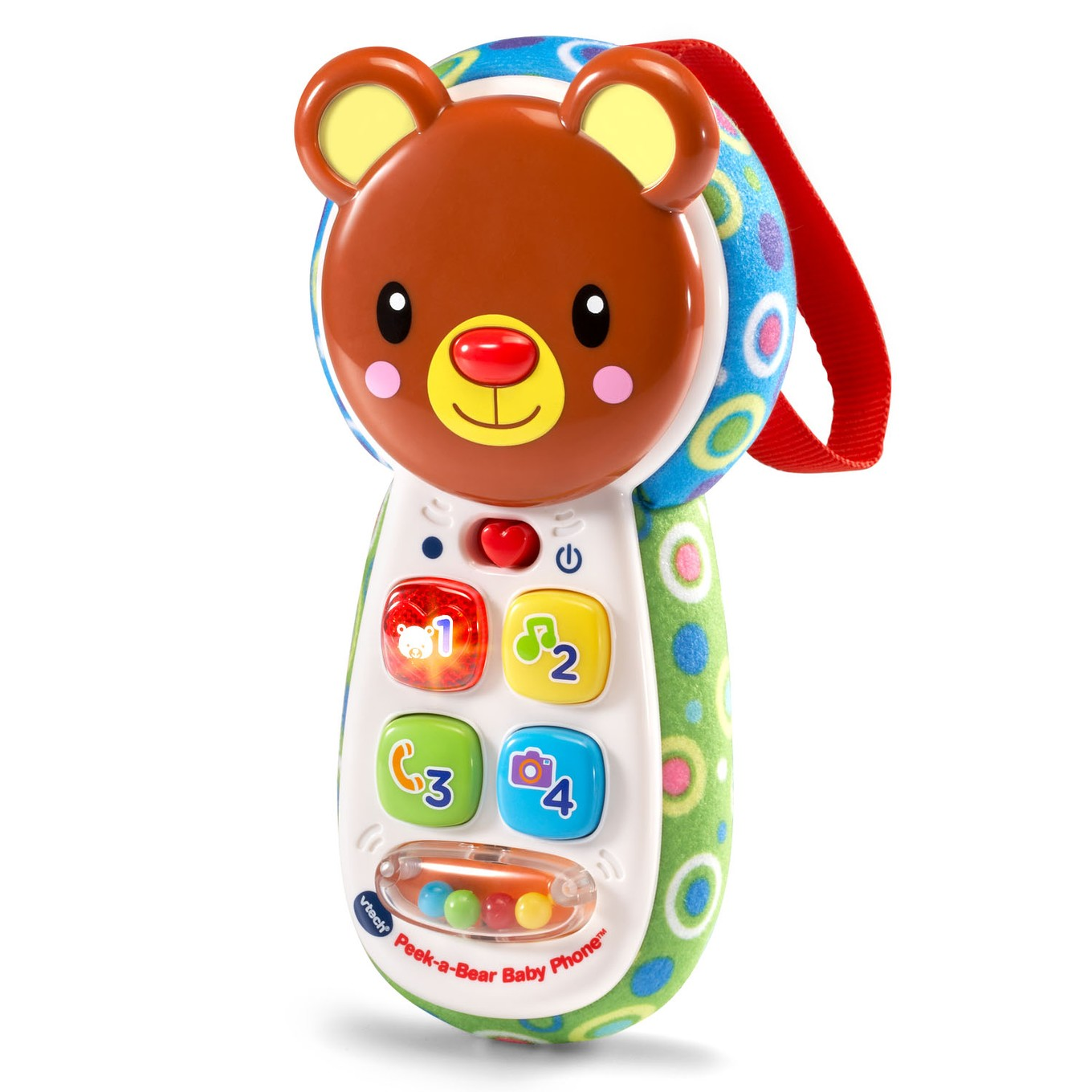 Peek A Bear Baby Phone │ Vtech 174