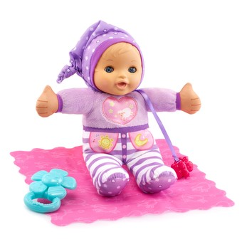 Baby Amaze™ Sleep & Soothe Lullaby Doll™