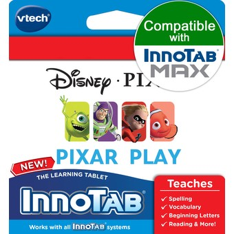 InnoTab® Software - Doc McStuffins Software - Pixar Play