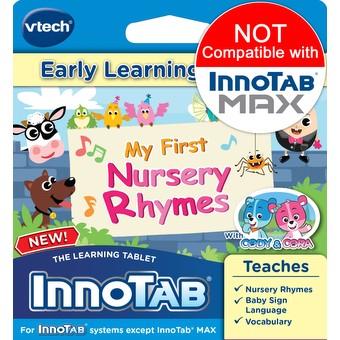 InnoTab Software - My First Nursery Rhymes