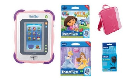 Ultimate InnoTab Gift Set (Pink)