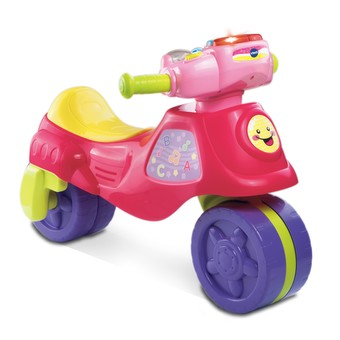 2-in-1 Learn & Zoom Motorbike™ - Pink