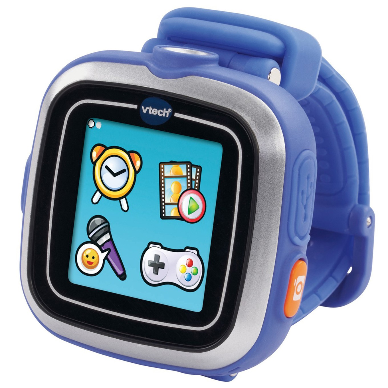 kidizoom smartwatch blue. Black Bedroom Furniture Sets. Home Design Ideas