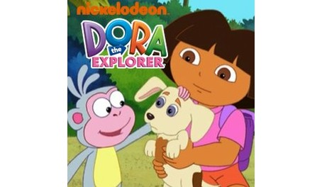 Dora and Boots are counting on you to help when they jump into a videogame to save 100 puppies from a mean dogcatcher.